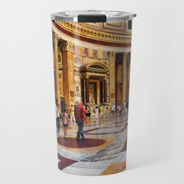 The Pantheon, Rome, Italy Travel Mug