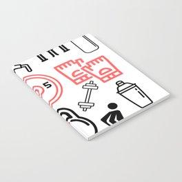 Love Crossfit Notebook