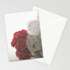 Paris Roses Stationery Cards