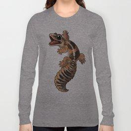 African Fat-Tail Gecko Long Sleeve T-shirt