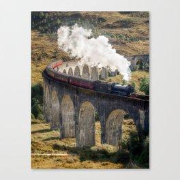 Hogwarts Express,vertical Canvas Print