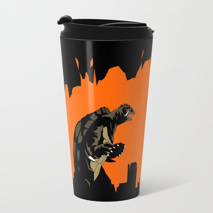 Gamera 3: Revenge of Iris Travel Mug