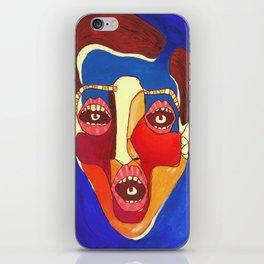 Goooooooooool iPhone Skin