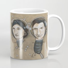 Outer Face Coffee Mug
