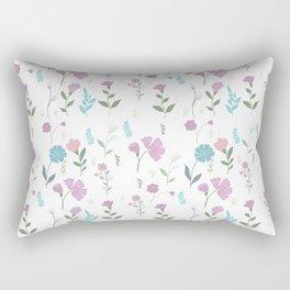 Tulum Floral 3 Rectangular Pillow