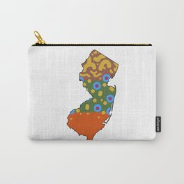 New Jersey Brook Trout Carry-All Pouch