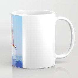 King of Red Lions Coffee Mug