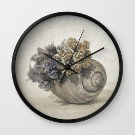 Seashell ⁿO.² Wall Clock