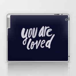 You Are Loved x Navy Laptop & iPad Skin