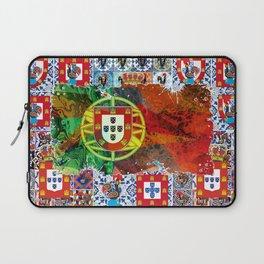 Portugal Laptop Sleeve