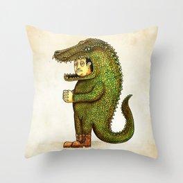El coco Throw Pillow