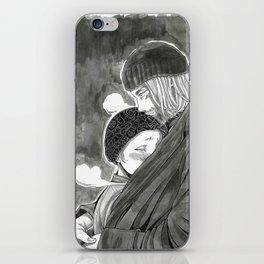 Hayffie Cold iPhone Skin