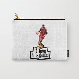 Dennis Rodman Carry-All Pouch