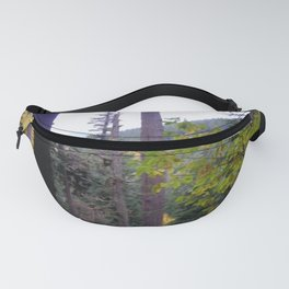 Between the Trees Fanny Pack
