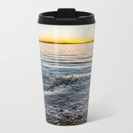 Multi-Splash Metal Travel Mug