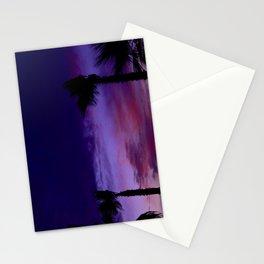 Palm Sunset - 9 Stationery Cards