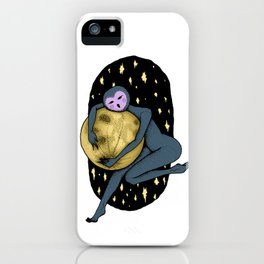 Lunar Lovin' iPhone Case