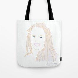 Laura Enever Tote Bag