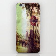 London Street Life iPhone & iPod Skin