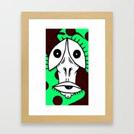 Insane 2.0 Framed Art Print