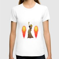 bunnies T-shirts featuring BUNNIES! by Travellustrator