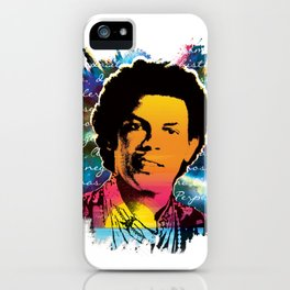 Joe Arroyo iPhone Case