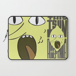 This is Unacceptable!!! Laptop Sleeve