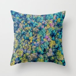 Celebrate Life to the Fullest Throw Pillow