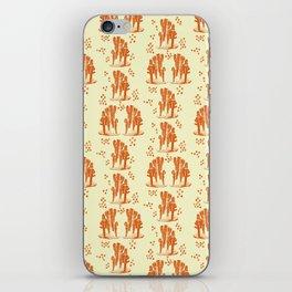 Marine corals iPhone Skin