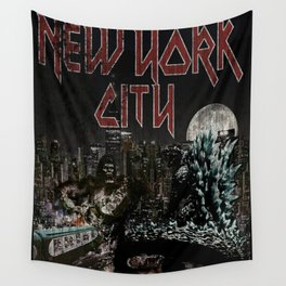New York F$#ing City Wall Tapestry