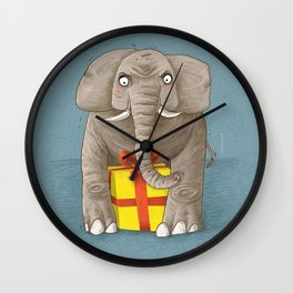 trunk or gift Wall Clock