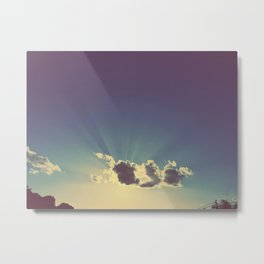 191 | hill country Metal Print