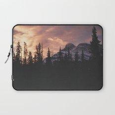 Sunrise over Banff Laptop Sleeve