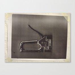 Stapler 2 Canvas Print