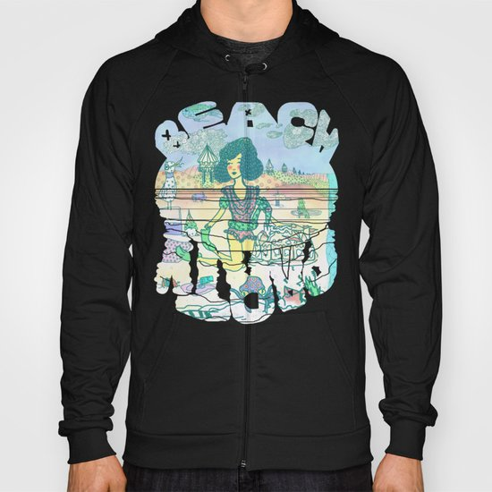 Beach Party Hoody