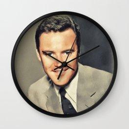 Jack Lemmon, Actor Wall Clock