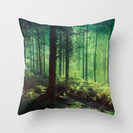 Doorway To A New World Throw Pillow