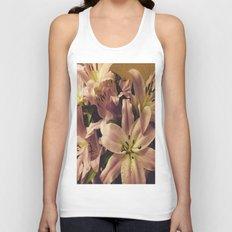Lilies  Unisex Tank Top