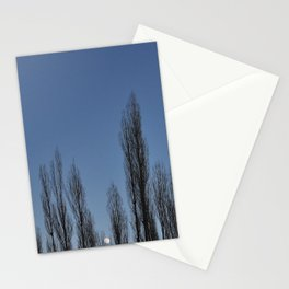 Moon set Stationery Cards