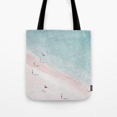 beach family love Tote Bag