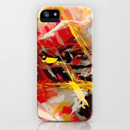 fire cage iPhone Case