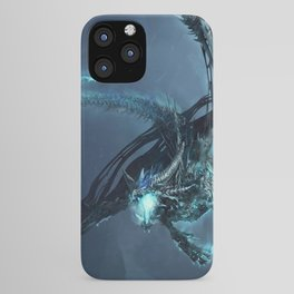 Scary Dragon iPhone Case