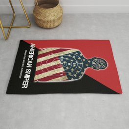 American Sniper - Alternative Movie Poster Rug