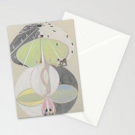 hilma af klint groupivthetenlargestno 7. Stationery Cards