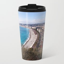 Nice France 6071 Metal Travel Mug