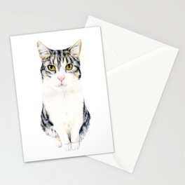 Little cat Harry Stationery Cards
