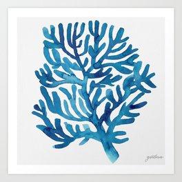 Ocean Illustrations Collection Part IV Art Print