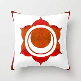 Feeling Creative Throw Pillow