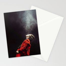 Harry on stage #1 Stationery Cards