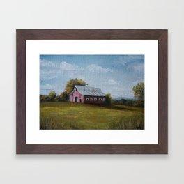 Virginia 64/100 Framed Art Print